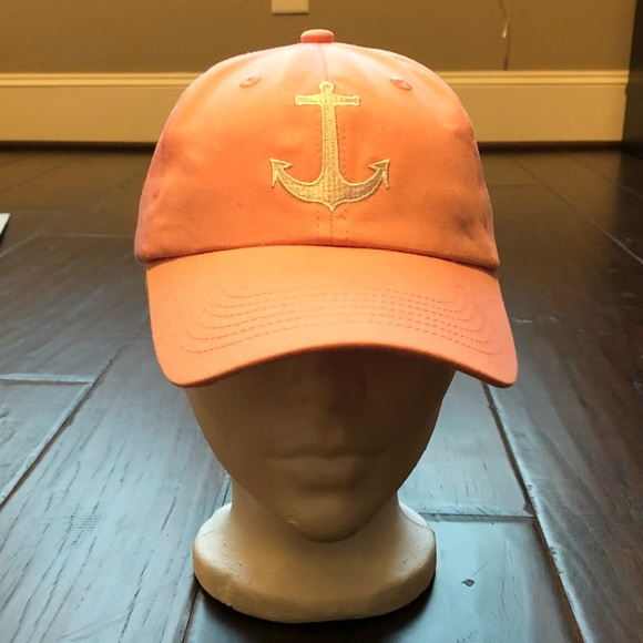 9581916b Tiny Expressions Accessories | Girls Embroidered Anchor Hat | Poshmark